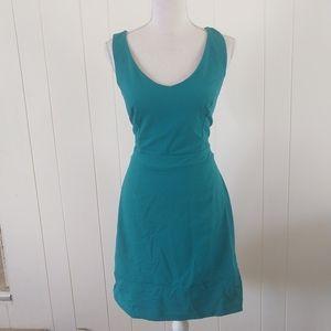 Green Cynthia Rowley dress